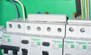 Соединительная шина для автомата (гребенка) — как подключить
